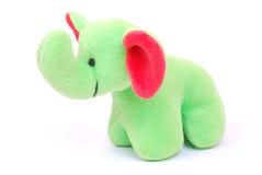 słonia miękkiej części zabawka Obrazy Royalty Free
