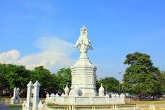 Słonia status W Tajlandia Bangkok Obraz Royalty Free