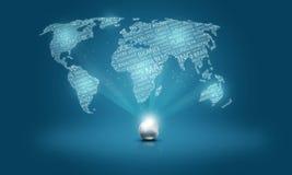 Słowa Biznesowy światowy pojęcie, Zdjęcie Stock