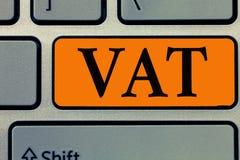 Słowa writing teksta bednia Biznesowy pojęcie dla Dodatkowej taryfy na dostawach na scenie produkcja wzrost cena obraz stock
