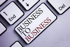 Słowa writing teksta biznes biznes E obrazy stock