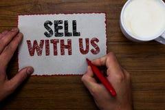 Słowa writing teksta bubel Z My Biznesowy pojęcie dla Onlinego sprzedawania estradowy patrzeć dla sprzedawcy Elektronicznego hand fotografia stock