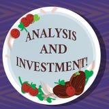 Słowa writing teksta inwestycja I analiza Biznesowy pojęcie dla Angażować wyszukiwarki nowożytni rozwiązania Wręcza Patroszonych  zdjęcia royalty free