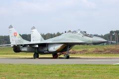 Słowacka siły powietrzne MiG-29 Zdjęcie Royalty Free