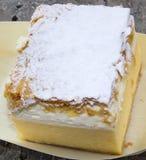 Słoweński Tradycyjny deser Obraz Stock