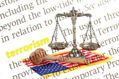 Słownik definicja terroryzm zdjęcie royalty free