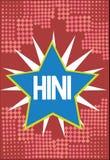 Słowo pisze tekscie H1N1 Biznesowy pojęcie dla chlewni grypy Oddechowej choroby najwięcej błonia powodować wirusami grypymi ilustracji