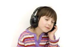 słuchał muzyki zdjęcie royalty free