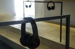 Słuchawki mics fotografia royalty free
