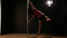 Słup sprawność fizyczna zdjęcie wideo