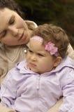 słyszałem jej córka molu Obrazy Royalty Free