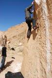 S'élever de Boulder Photographie stock