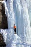 S'élever de glace photo stock