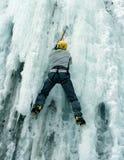 S'élever de glace photos libres de droits