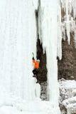 S'élever de glace photos stock