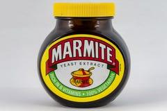 Słój Marmite Zdjęcia Stock