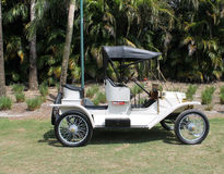 1910s κλασικό αμερικανικό εκλεκτής ποιότητας αυτοκίνητο Στοκ φωτογραφία με δικαίωμα ελεύθερης χρήσης