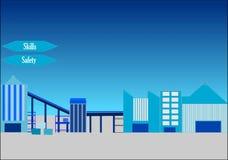 5 S Στη βιομηχανία υπηρεσιών απεικόνιση αποθεμάτων