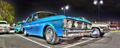1970s австралийский построенный Форд Стоковые Фото