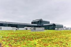 000 1970s 62 675 700 1986 архитектора по мере того как бульвар построил принципиальную схему columbus Колизея города разбивочного Стоковые Фото