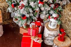 ` S Нового Года и рождество Стоковые Фото