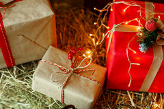 ` S Нового Года и рождество стоковые изображения rf