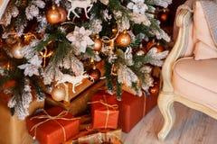 ` S Нового Года и рождество Стоковые Изображения