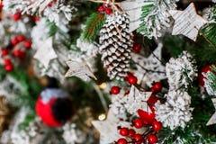 ` S Нового Года и рождество стоковое изображение