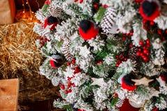 ` S Нового Года и рождество Стоковое фото RF