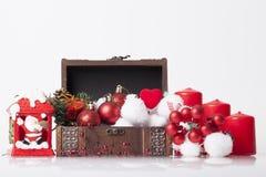 ` S Нового Года и украшение рождества Стоковые Изображения RF
