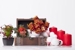 ` S Нового Года и украшение рождества Стоковые Фотографии RF