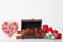 ` S Нового Года и украшение рождества Стоковая Фотография RF