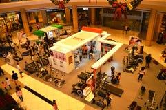 ` S оборудования спортзала для продажи Стоковая Фотография