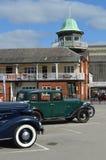 1940's облегчали событие на Brooklands Стоковые Изображения RF