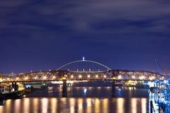 ` S Портленда или моста стоковое фото