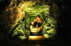 ` S собора соли крытое Стоковое фото RF