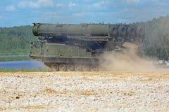 S-300导弹 免版税库存照片