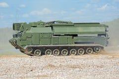 S-300机动性雷达 库存图片