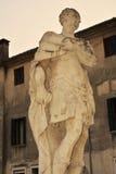 S 自由广场, Castelfranco,意大利 免版税库存图片