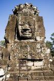 αρχαίο άγαλμα της Καμπότζη&s Στοκ Εικόνες