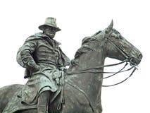 伊利亚斯S.格兰特纪念品雕象 免版税库存图片