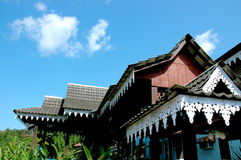 αρχιτεκτονική Μαλαισία s στοκ φωτογραφίες