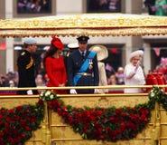 ιωβηλαίο διαμαντιών βασίλισσα s Στοκ Εικόνα