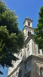 также как место Польша s христианской церков винзавода известное названное старое там возвышаются городок куда zywiec Стоковое Изображение