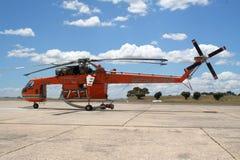 S-64 Skycrane Stockfotografie