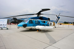 S-70c In Taiwin Royalty Free Stock Photos