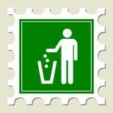 ανακυκλώνοντας γραμματό&s Στοκ Εικόνες