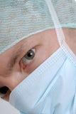 πρόσωπο s γιατρών Στοκ εικόνα με δικαίωμα ελεύθερης χρήσης