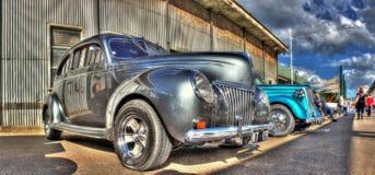 1930s American built Ford Tudor Stock Image