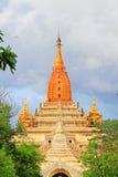 ` S Ananda Temple, Myanmar de Bagan Archaeological Zone Photo stock